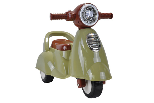 Scooter Retro Grün