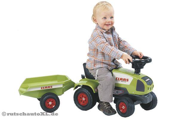 falk claas traktor mit anh nger. Black Bedroom Furniture Sets. Home Design Ideas
