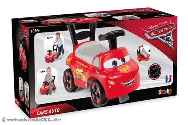 Smoby Cars 3 Lighting Mcqueen Rutschautoxlde